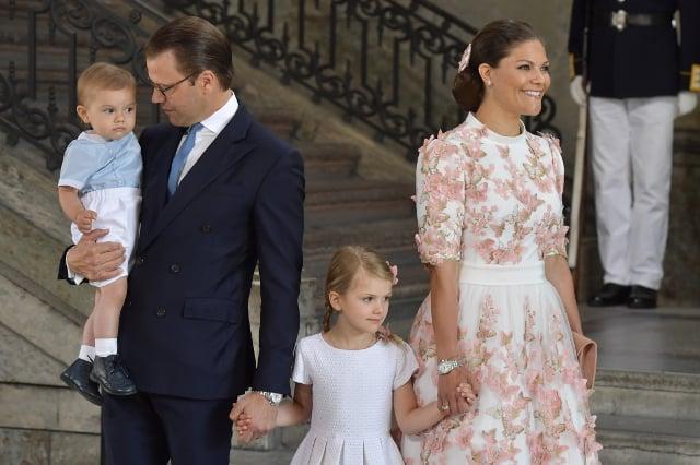 BLOG: Sweden's Crown Princess Victoria turns 40