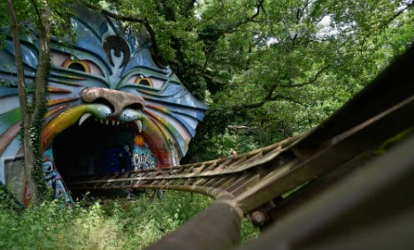How 'urban explorers' are flocking to Berlin to discover its abandoned ruins
