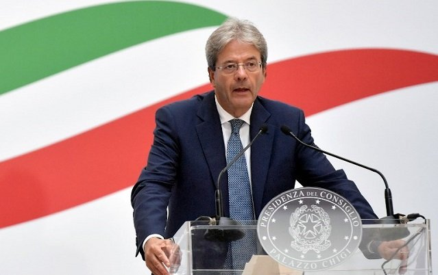 Italian PM criticizes EU nations for failing to share migrant burden
