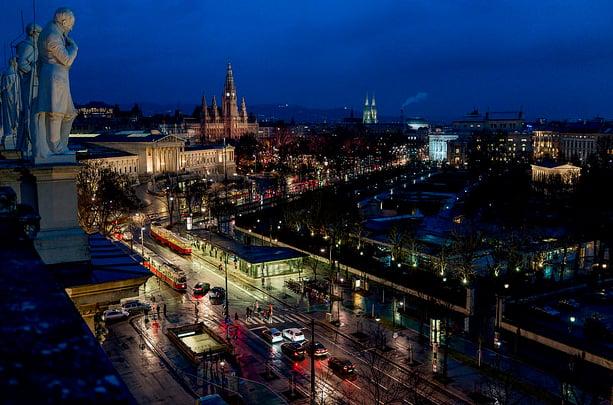 Unesco puts Vienna's historic centre on 'in danger' list