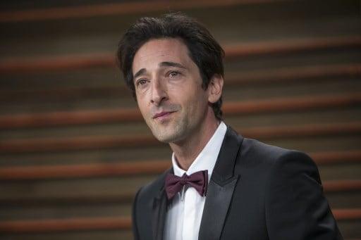 Locarno film fest honours US actor Adrien Brody