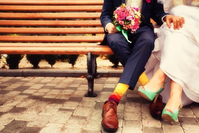 International marriages dominate in Switzerland