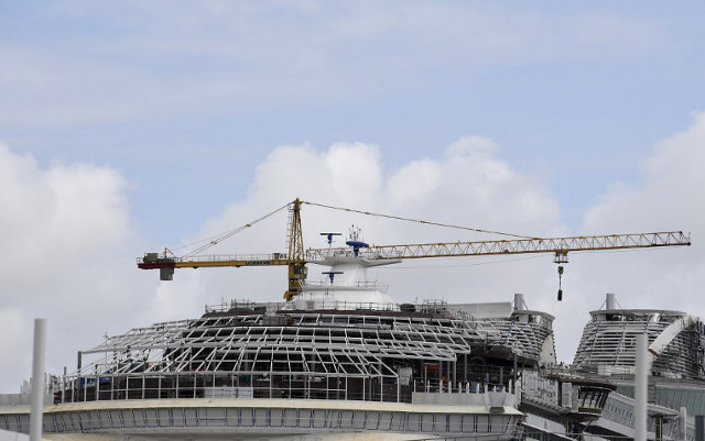 France to nationalise its biggest shipyard after standoff with Italy