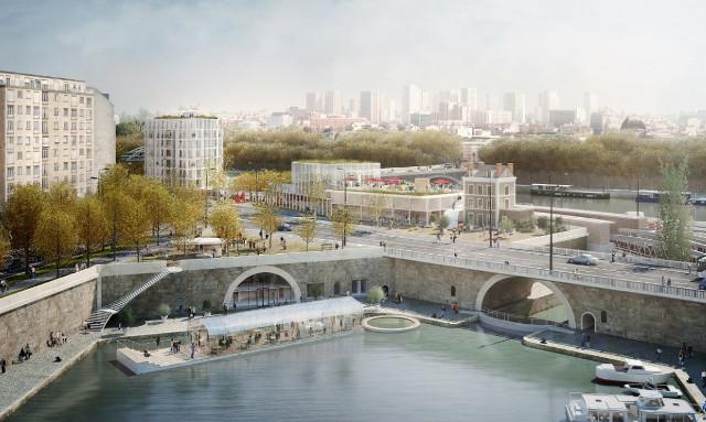 Paris reveals grand plans to 'reinvent the River Seine'