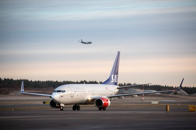 Stockholm airport gains on rival in busiest airport ranking