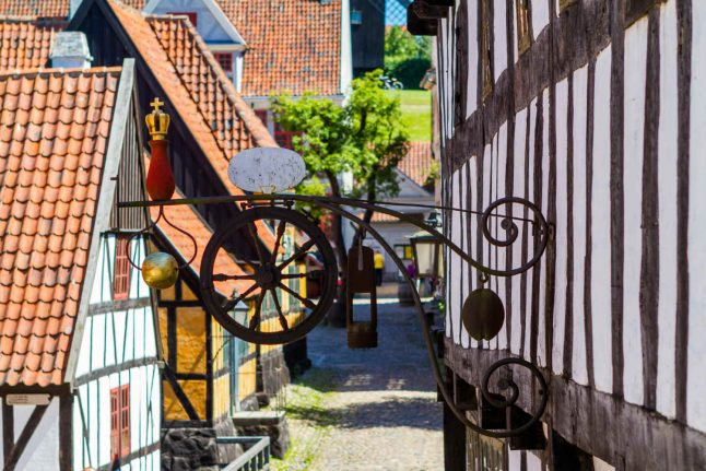Take a virtual trip to iconic Aarhus open air museum