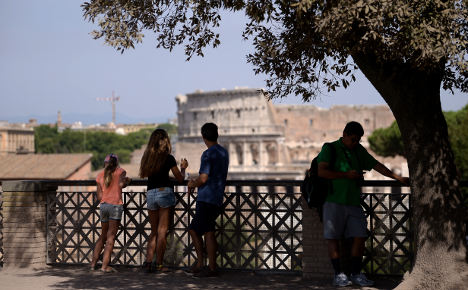 Top court gives go-ahead to Colosseum archaeological park
