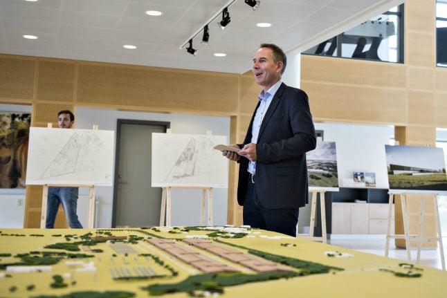 Apple to invest $900 million in Danish data plant