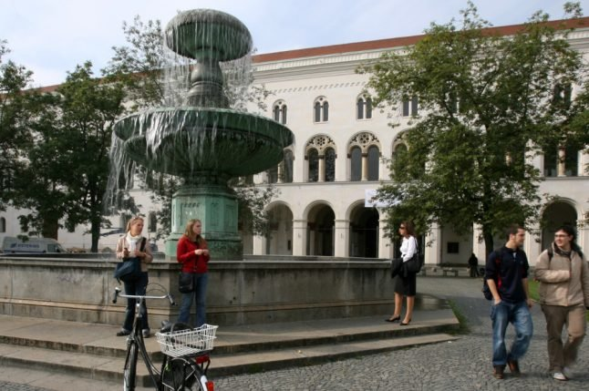 Man found guilty of raping student in Munich university toilets