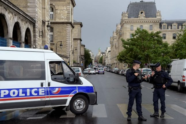 French suspect charged for planning attack with Belgian pair