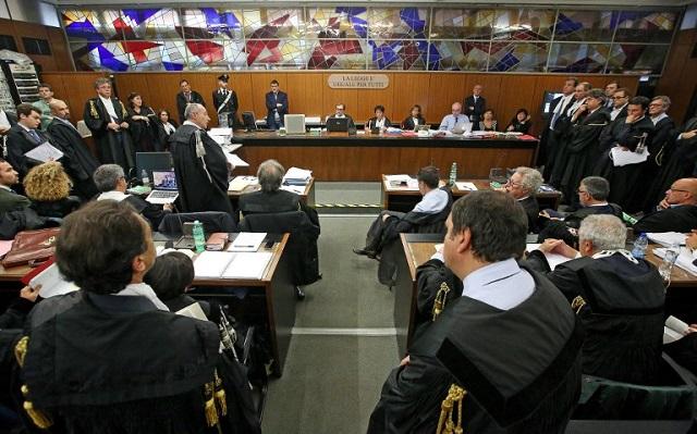 Ringleader of 'Mafia Capitale' gang handed 20 year jail sentence