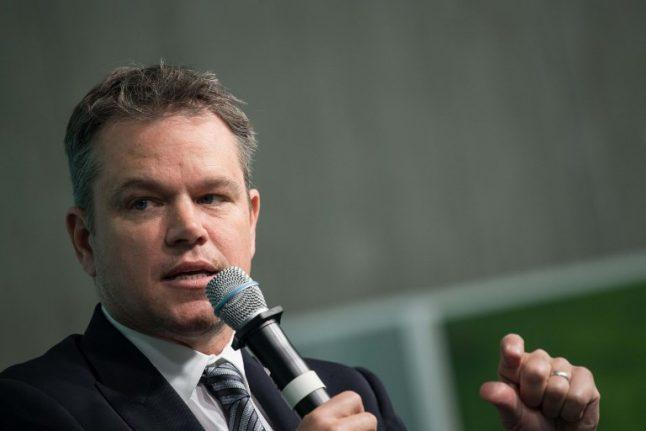 Matt Damon film 'Downsizing' to open Venice Film Festival