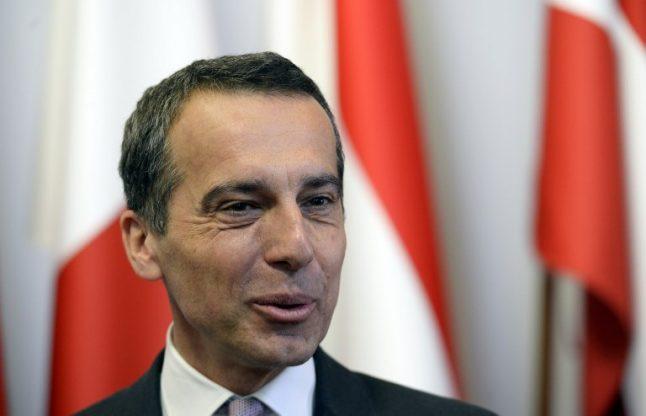 Austrian centre-left eyes majority in elections