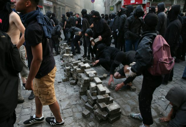AS IT HAPPENED: Rioting steals attention from politics on first day of G20 summit