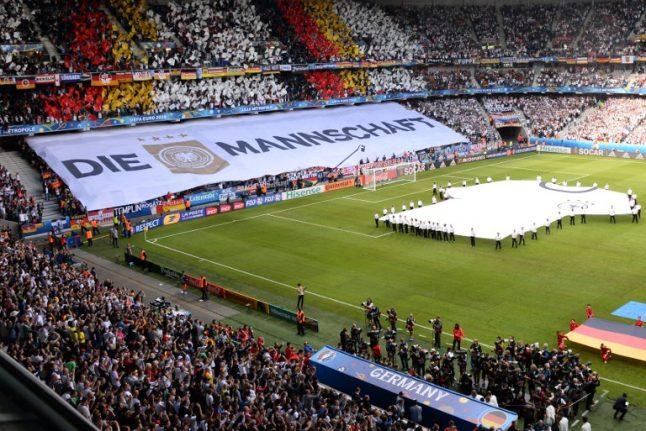 Volkswagen to sponsor German national football team