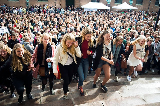 Number of Danes accepted into higher ed falls for first time in years