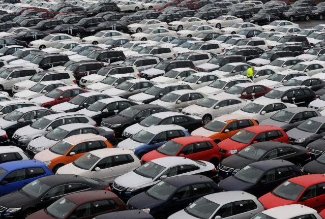 German car giants formed cartel to secretly collude on diesel emissions: report