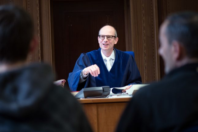 German judge warns of court system 'collapse' due to mass number of asylum complaints