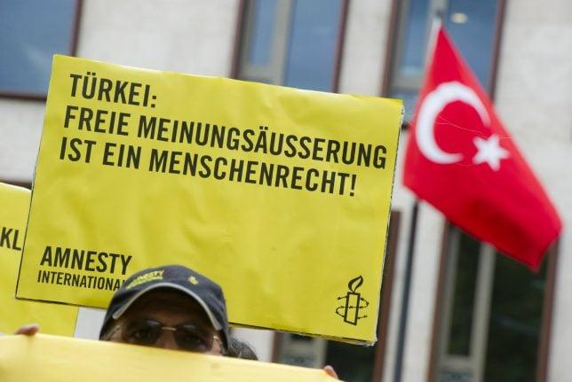 Turkey re-arrests activists in Amnesty case involving German, Swedish citizens: group