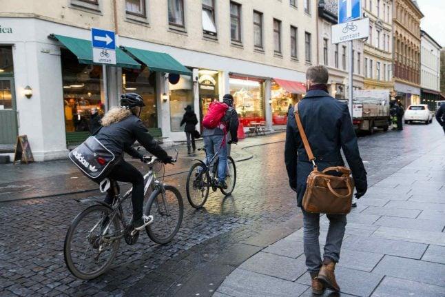 Norwegians too slack with bicycle helmets: traffic agency