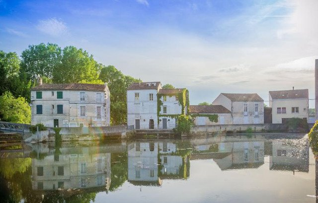 French Property of the Week: Converted mill with stunning views over Charente river