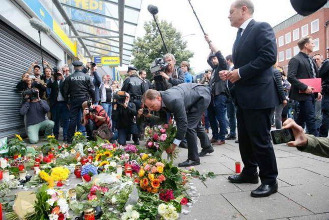 Hamburg knife attacker had 'radical Islamist' motive: prosecutor