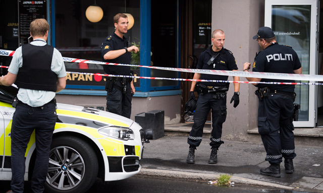 Four arrested over Oslo shooting incidents