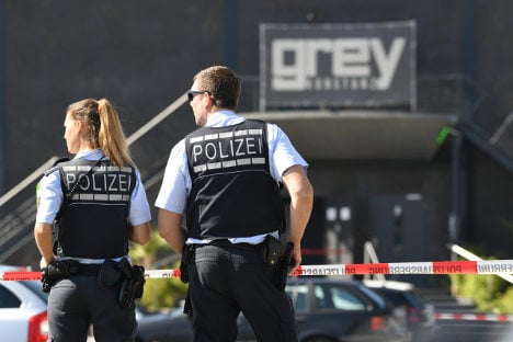 German police say terrorist motive unlikely in disco shooting