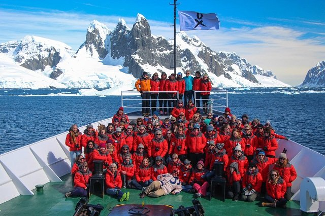Meet the Italian physicist preparing to set sail for Antarctica