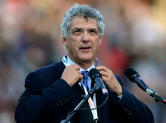 Spanish football chief Villar banned amid graft probe