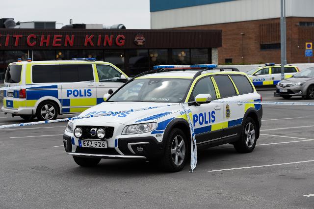 Man injured in shooting in Rosengård, Malmö