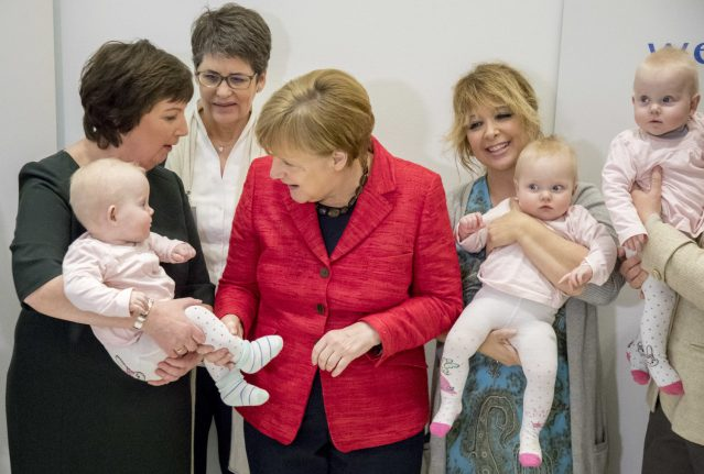Trend of ever more childless women comes to halt in Germany – even for academics