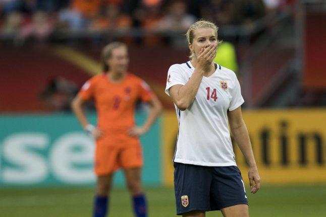 Nightmare start for Norway in women's Euro opener defeat