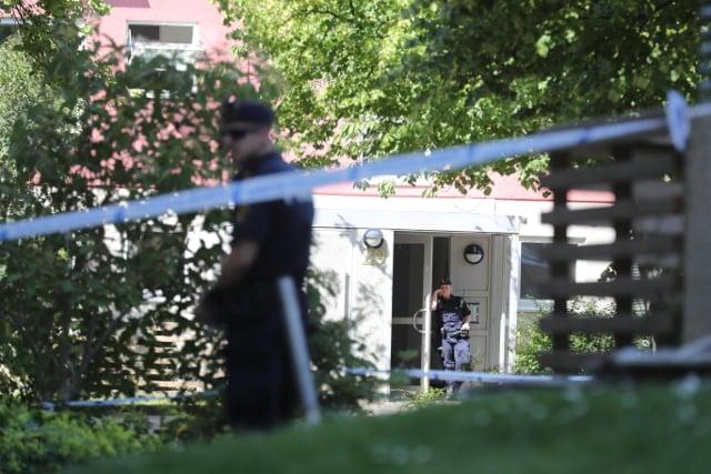 Gothenburg police launch murder probe after woman and three children die in fire