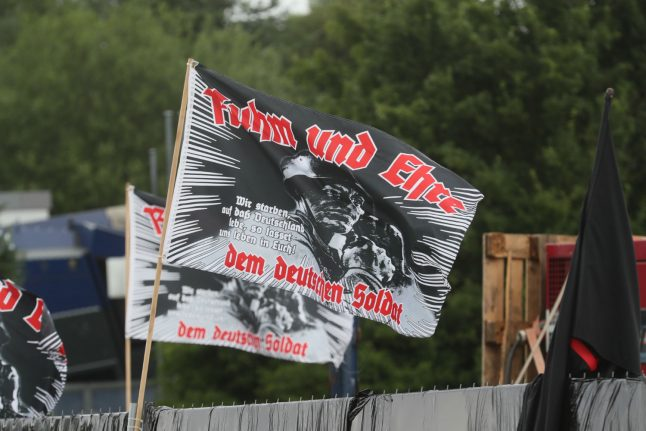 6,000-strong neo-Nazi music festival sparks call for ban on far-right gigs