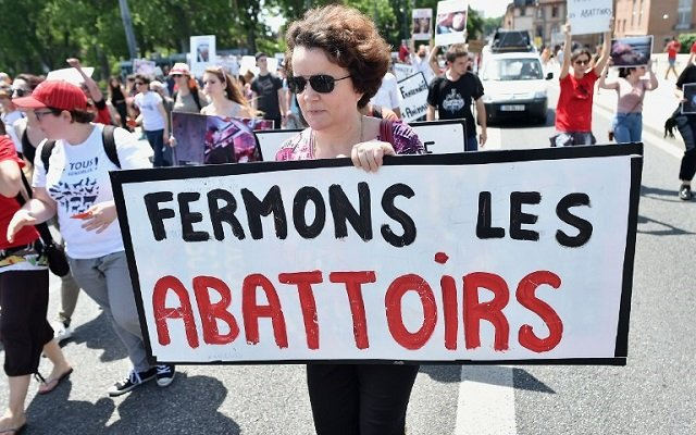 French farmers are crowd-funding for a 'humane' abattoir