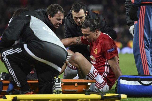 Man Utd 'open' to new deal for Zlatan