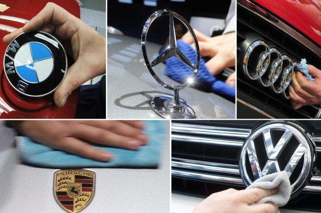 German carmakers face class action lawsuits in US over price-fixing