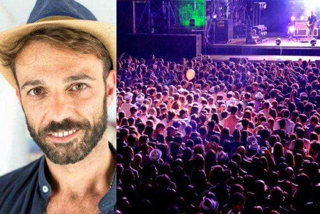Spanish acrobat dies in Madrid festival fall
