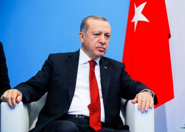 Swedish MPs file genocide complaint against Turkey's Erdogan