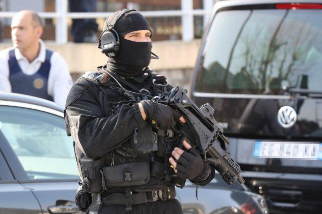 Five held in counter-terror raids in northern France and Belgium