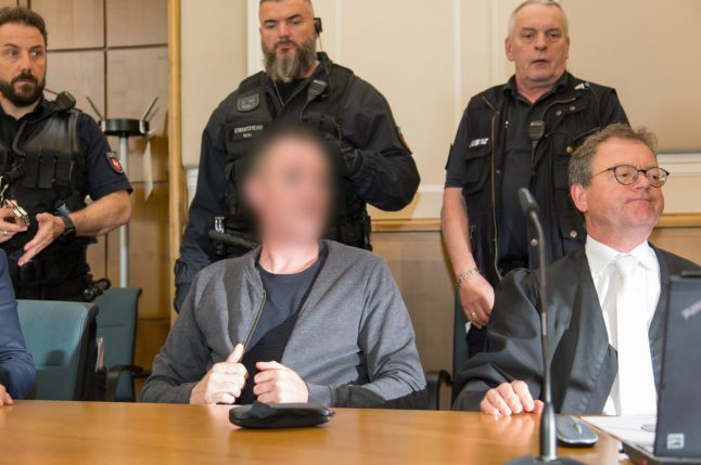 IRA suspect admits role in 1990s attack on British base in north Germany