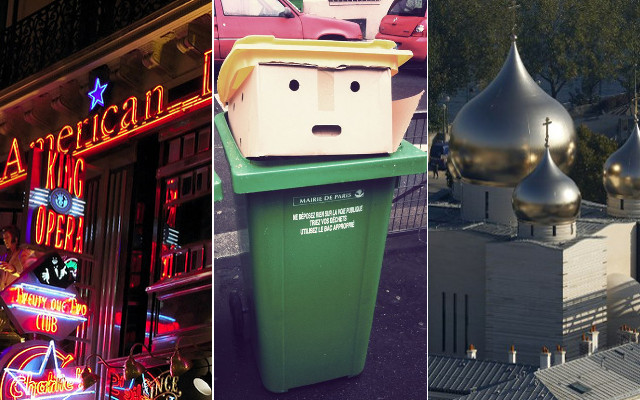 The eight places in Paris Donald Trump should really visit