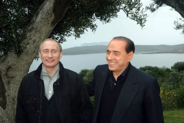 Berlusconi expands mega mansion in Sardinia with new villas and seventh pool