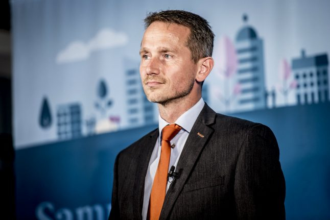 Foreigners can help to pay for tax reform: Danish finance minister