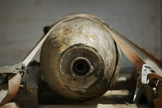 Everything you need to know about WWII bomb disposals in Germany