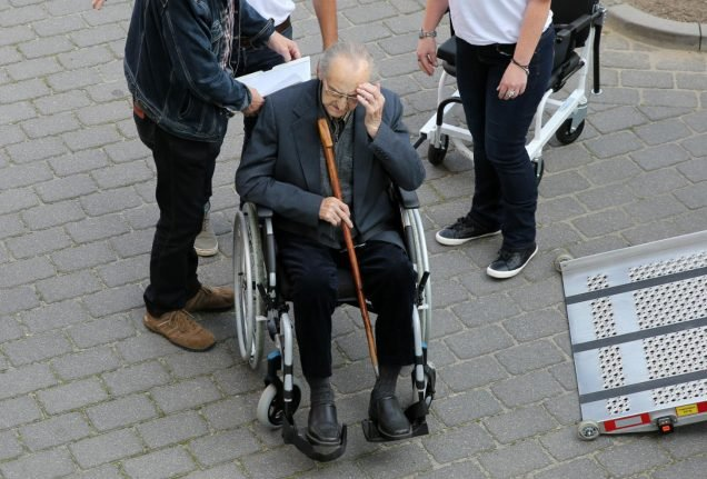Case against Auschwitz medic to be thrown out due to ill health