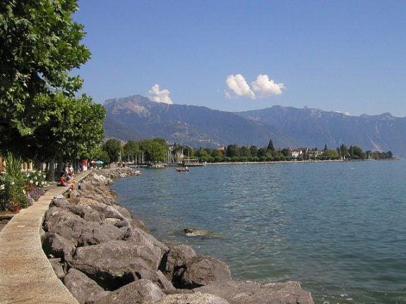 Spanish au pair found injured but alive: Swiss police