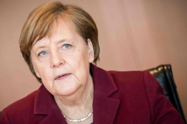 Federal prosecutors dismiss 1,000 complaints against Merkel for high treason