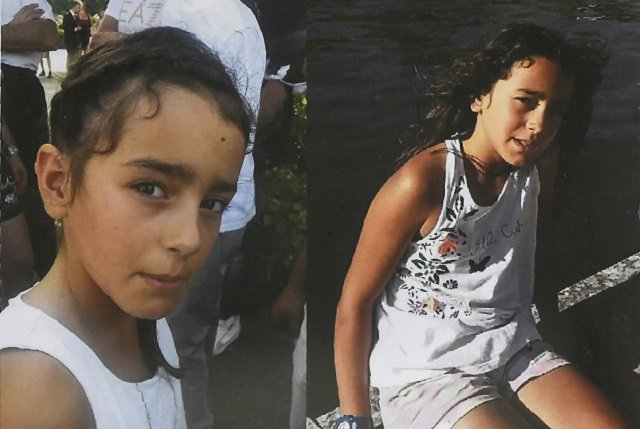 Man held over French girl's disappearance from wedding